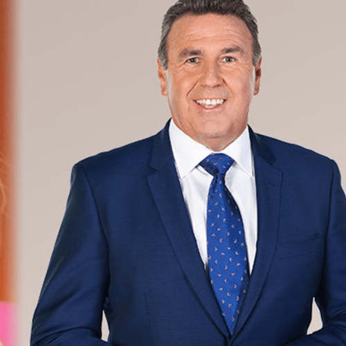 Channel 10 To Drop Melbourne's Weatherman Mike Larkan & Kerri Anne-Kennerley Will Leave Studio 10