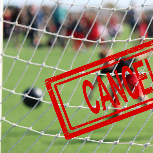 How A Kids Soccer Team Got A Game Cancelled Is Actually A Stroke Of Genius