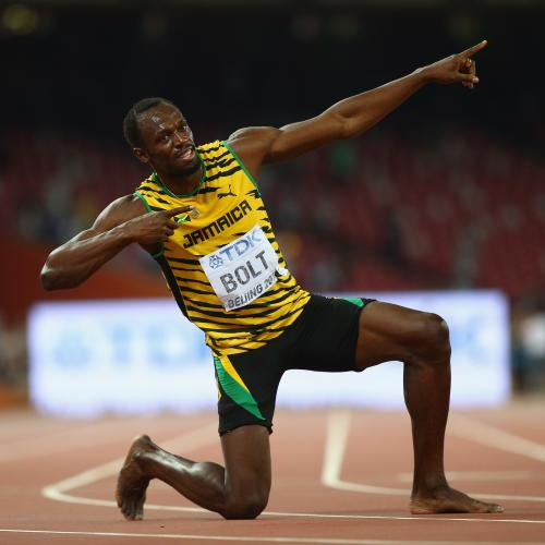 Usain Bolt Reportedly Tests Positive For COVID-19 After Hosting An Event