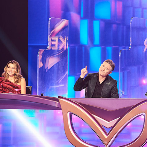 Production Of Masked Singer Suspended Following Positive COVID-19 Test