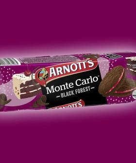 Arnott's Have Released A Black Forest Monte Carlo And Goodbye Lockdown Diet