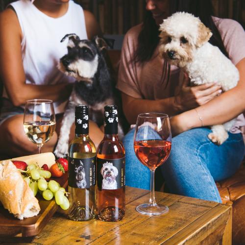 You Can Help Save Rescue Pets Just By Drinking This Aussie Wine!