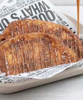 The Breakfast of Champions: Churro French Toast Now Exists At Guzman Y Gomez