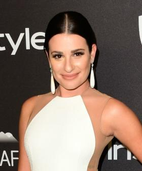 Former Glee Star Lea Michele Gives Birth To Baby Boy