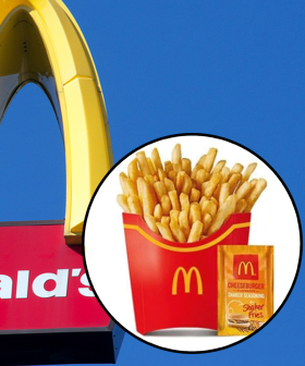 NOT A DRILL: McDonald's Is Bringing Back Their Cheeseburger Shaker Fries