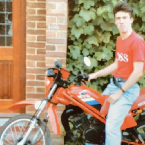 16-Year-Old Christian And His 'Road Hog'
