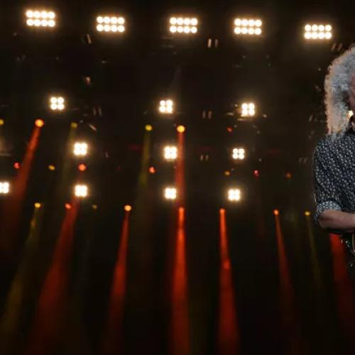 Queen's Brian May Reveals Complications From Medication Nearly Killed Him