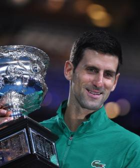 Novak Djokovic Disqualified From US Open After Temper Tantrum