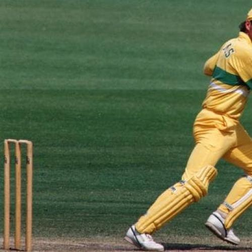 Legendary Australian Cricketer Dean Jones Dies Aged 59.