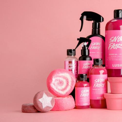 This Years Lush Christmas Range Has Been Released, So It's Time To Get Shopping!
