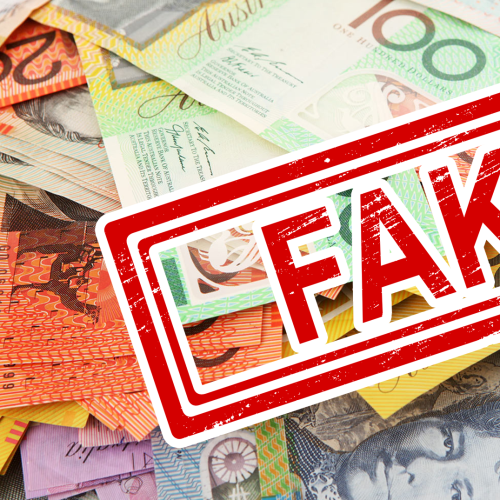 Victorians Told To Be On The Lookout As Forged Banknotes, With Obvious Problems, Are In Circulation