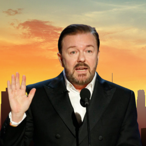 Who's Calling Christian: Ricky Gervais