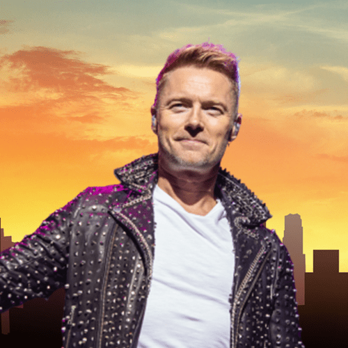 Who's Calling Christian: Ronan Keating