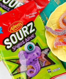 Allen's Is FINALLY Releasing SOUR Snakes Alive