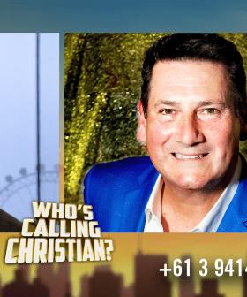 Tony Hadley Calls Christian!