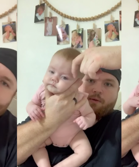 """It's Like Magic!"": Dad's Trick To Instantly Put His Baby To Sleep Wows Parents"