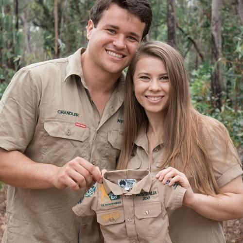Bindi Irwin's Given Us A Sneak Peek Of Her 'Australia Zoo' Themed Nursery