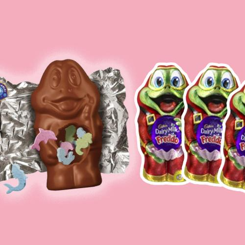 There's A New Type of Freddo Frog Out And They Sound Delicious