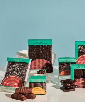 Koko Black Has Dedicated Its New Chocolates To Golden Gaytimes, Lamingtons & More