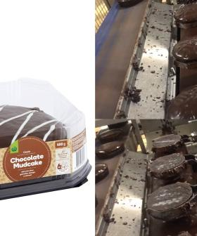 This Video Showing How Woolworths Mudcakes Are Made Is Simply Beautiful