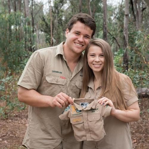 Bindi Irwin's Baby Bump Has Started Showing