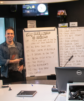 FULL LIST: These Are Christian's 119 Reasons Why Melbourne Is Awesome
