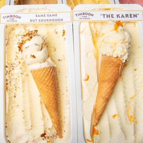 Some Legend Make A 'Karen' Flavoured Ice Cream & Can You Guess The Flavour?