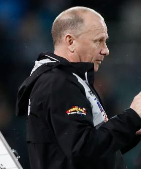 Port Adelaide's Ken Hinkley Named AFL Coach Of The Year For 2020
