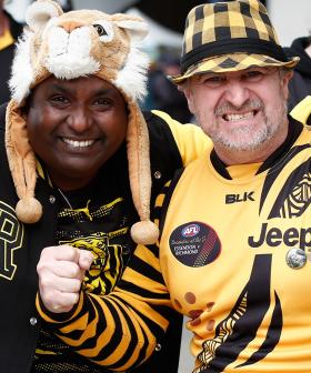Police Say They Will Be Using Drones To Catch Illegal Grand Final Parties This Weekend