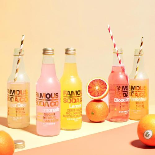 These Sugar-Free Fruity Sodas Will Be A Game Changer For Summer