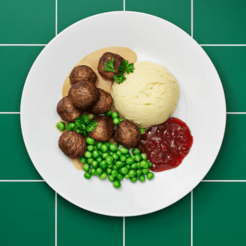 IKEA's Vegetarian Swedish Meatballs Have Finally Arrived