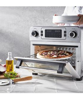 ALDI Is Selling An Air Fryer Oven That Does Pizzas!