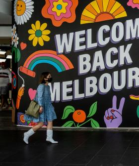 Shoppers Flood City Streets And Shopping Centres As Retail Reopens