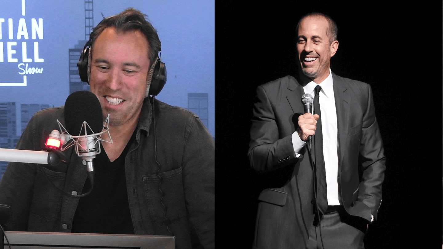 Jerry Seinfeld Talks Teenagers And Critics