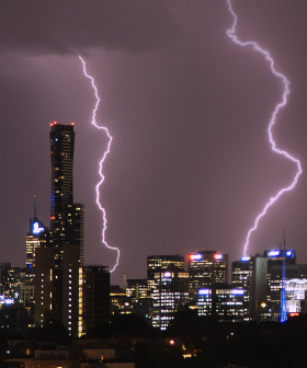 Melbourne Told To Brace For Wild Weather As Warning Is Issued For Friday
