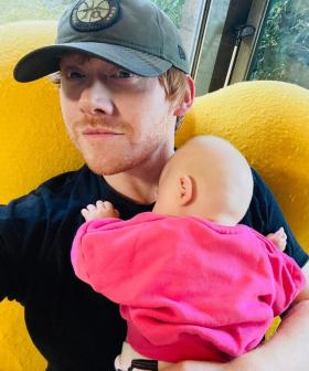 Rupert Grint AKA Ron Weasley Joins Instagram To Show Off New Bub