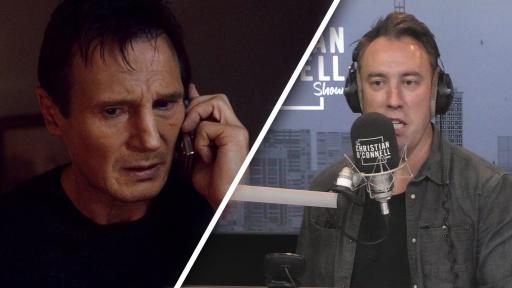 Liam Neeson's Calling Christian!