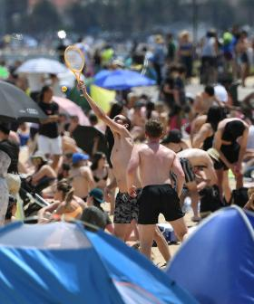 Premier Daniel Andrews Slams Beach Goers Who Flouted Rules On Melbourne Cup Day