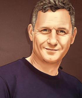 Adam Hills Is At One With Everything And Also Does A Pretty Good Groucho Marx Impression