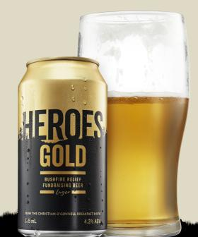 Heroes Gold Has Now Sold Out!