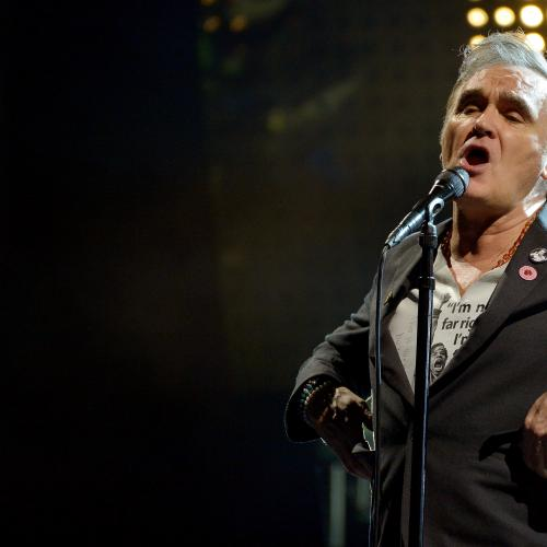 Morrissey Reveals Bad News That's In Line With The 'Relentless Galvanic Horror Of 2020'
