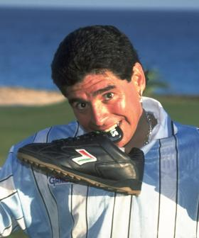 Legendary Soccer Player Diego Maradona Dies At 60