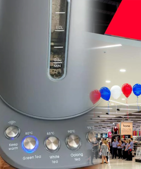 The Kmart Kettle That Is Being Called A 'Game Changer' Is Just $69 Right Now!