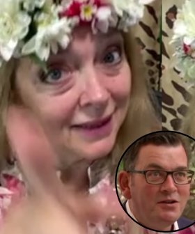 Carole Baskin Tells Dan Andrews To 'Get On The Beers' In Song