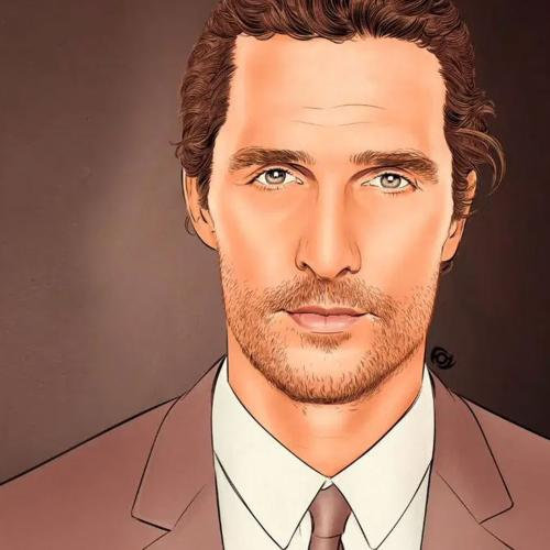 Matthew McConaughey Has A Ring Made From... His Mother's Teeth?