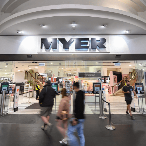 Myer Is Set To Shut A Melbourne Store That Has Been Around For Over 40 Years
