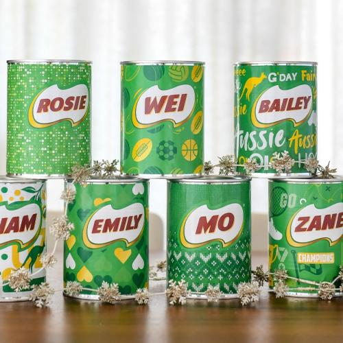 You Can Now Get A Tin Of Milo With Your Name On It And, Well, That's Chrissie Done