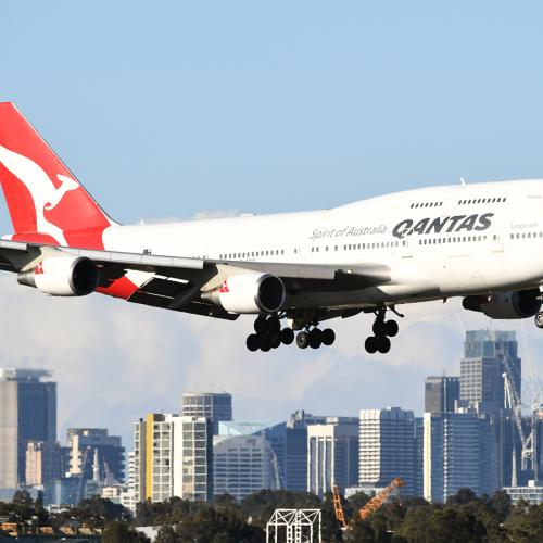 'No Jab, No Plane', Qantas Boss Says You Won't Be Allowed To Fly Without Being Vaccinated