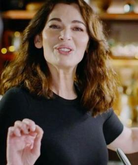 The Way Nigella Lawson Pronounced 'Microwave' Was The TV Moment We All Needed