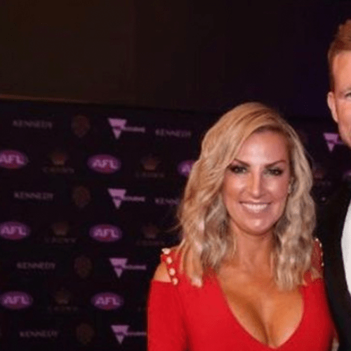 Collingwood Coach Nathan Buckley & His Wife Tania Have Announced Their Separation